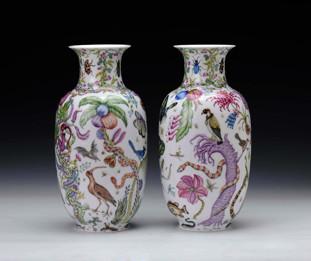 Ceramic top 40 harvard ferrin contemporary robin best the florida vases 2014 xin cai color porcelain reviewsmspy