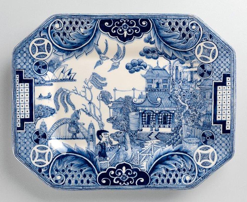 HORIZON: Landscapes, Ceramics and Prints