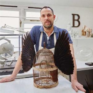 Telegraph Magazine: Bouke de Vries