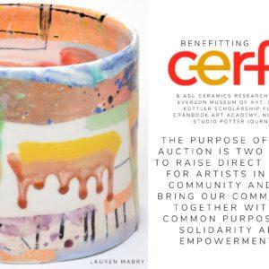 FERRIN CONTEMPORARY PARTICIPATES IN CERF+ BENEFIT AUCTION