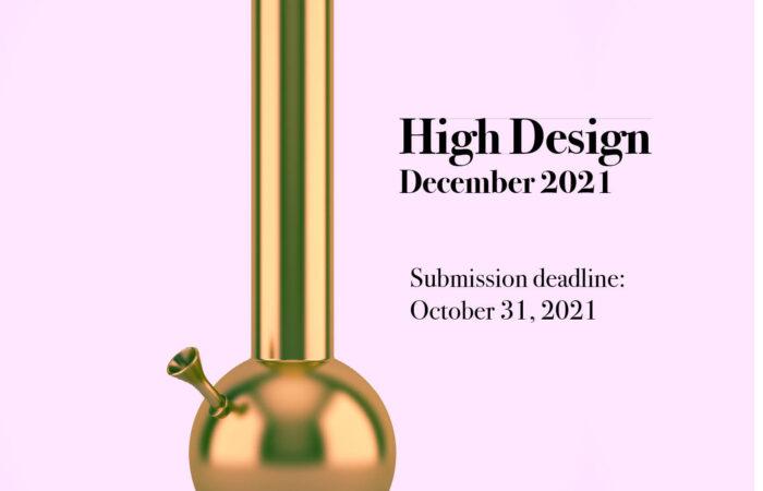 High Design Exhibition Announcement 2